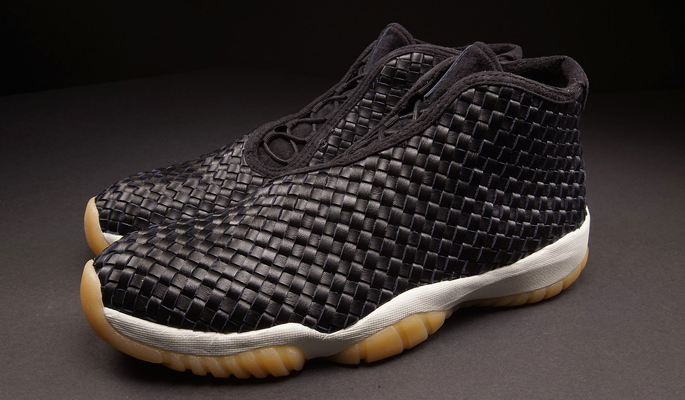 AIR JORDAN FUTURE PREMIUM QS WOVEN - BLACK