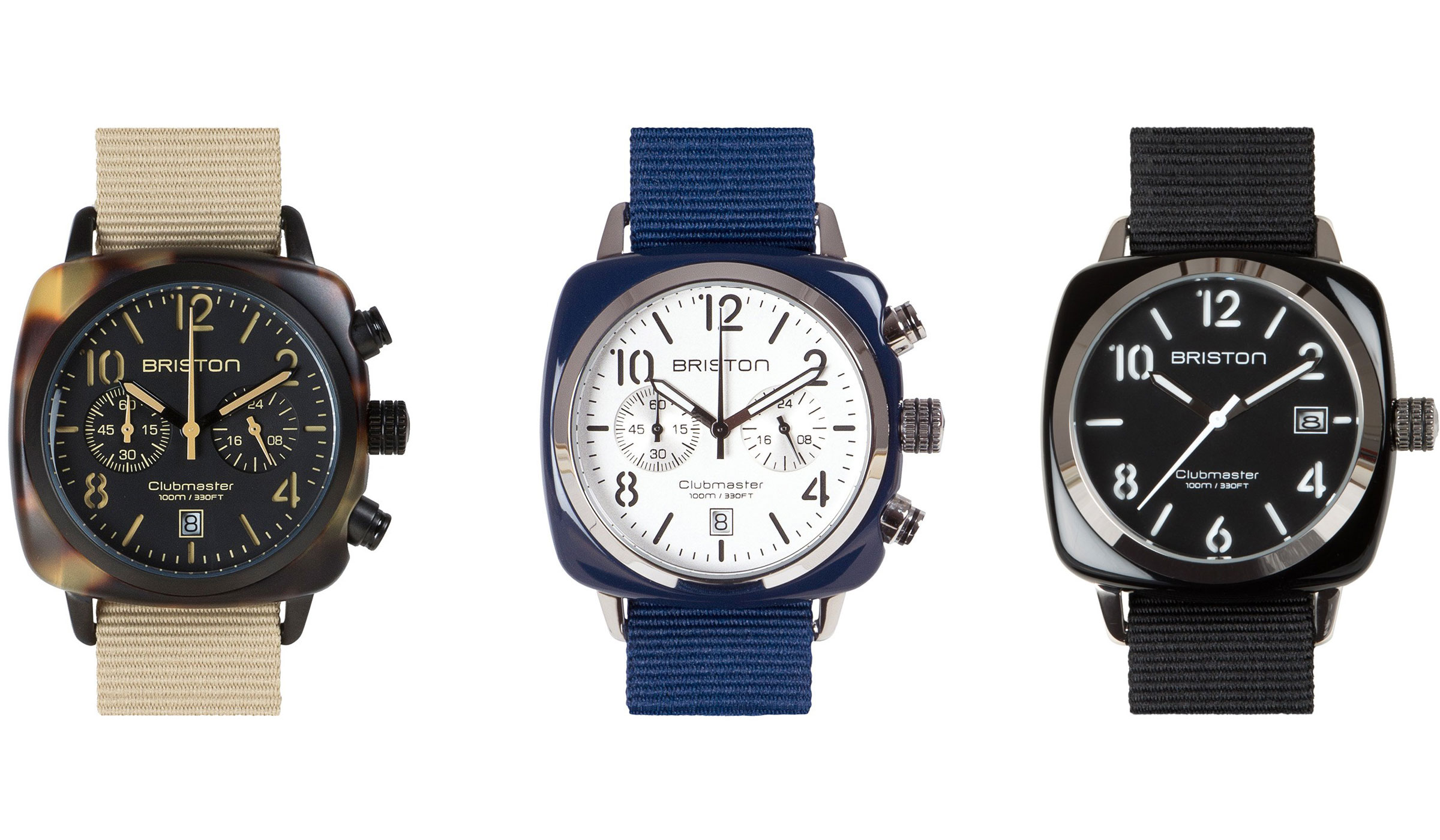 BRISTON CLUBMASTER WATCHES