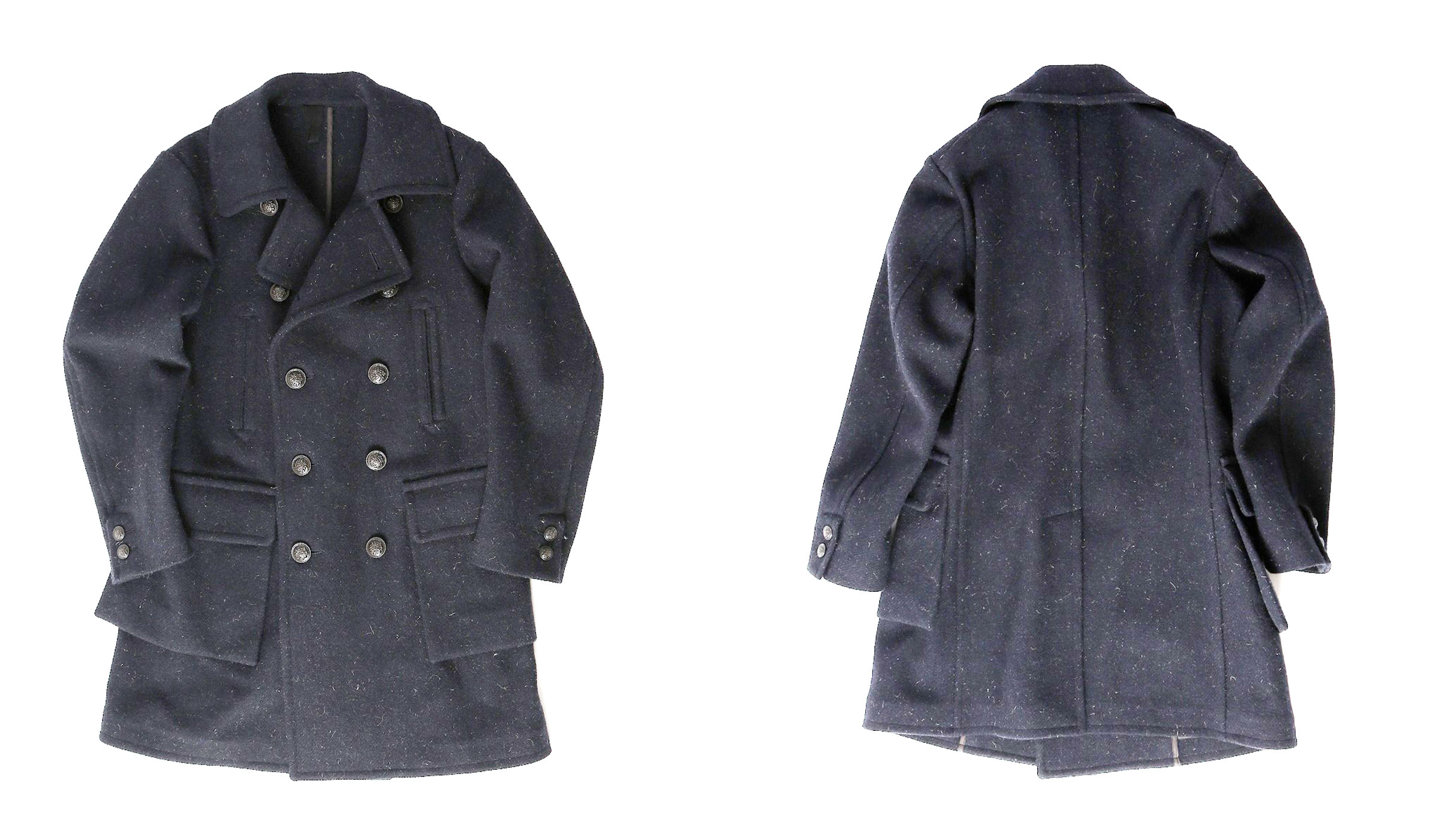NIGEL CABOURN MAINLINE JAPAN PEA COAT