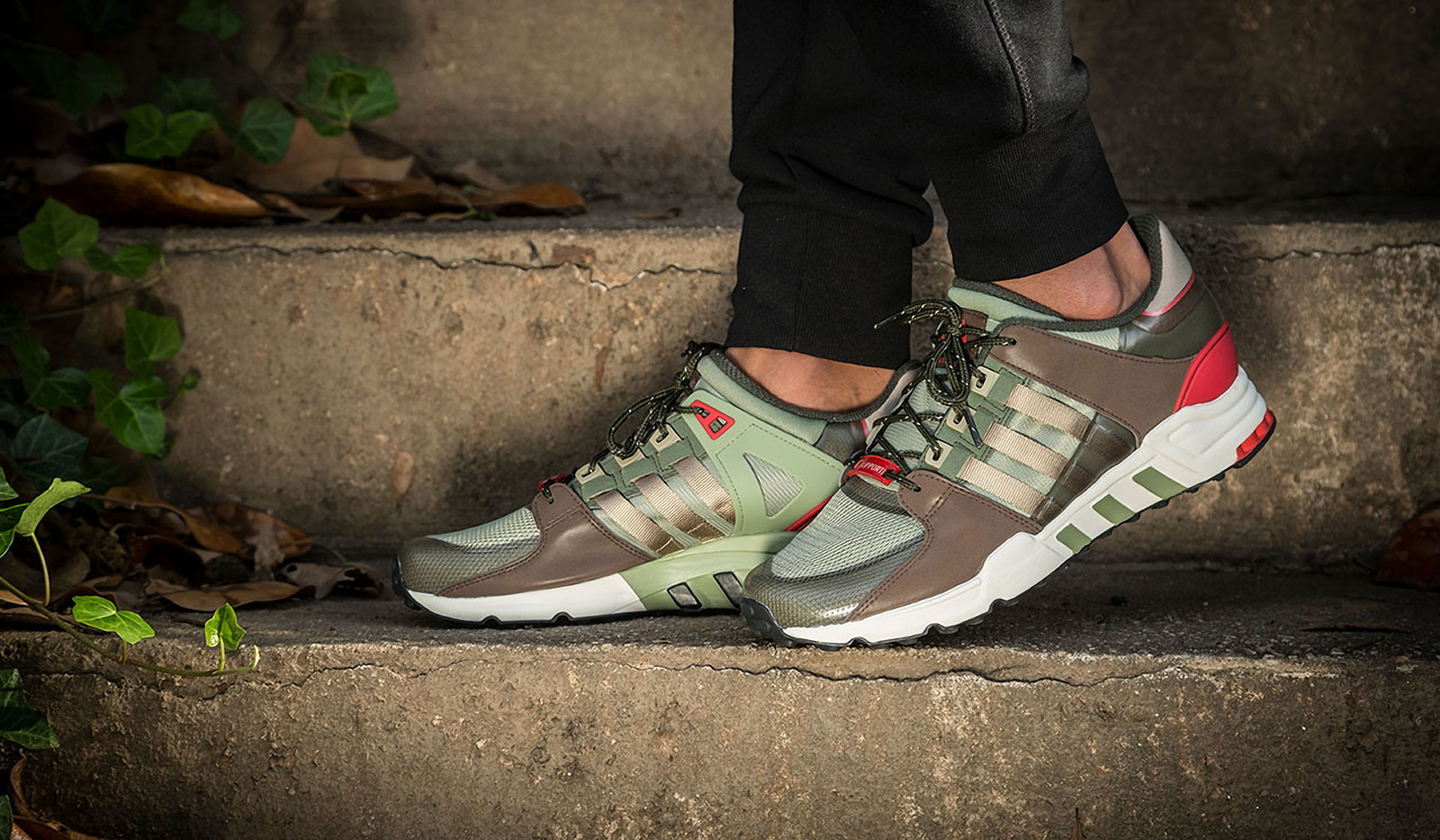 "ADIDAS ORIGINALS EQT SUPPORT '93 ""GUCCI"""