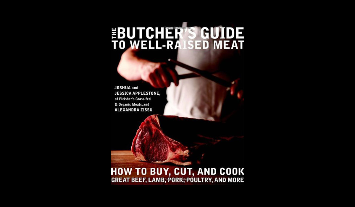 The Butcher's Guide To Well Raised Meat | Muted Books