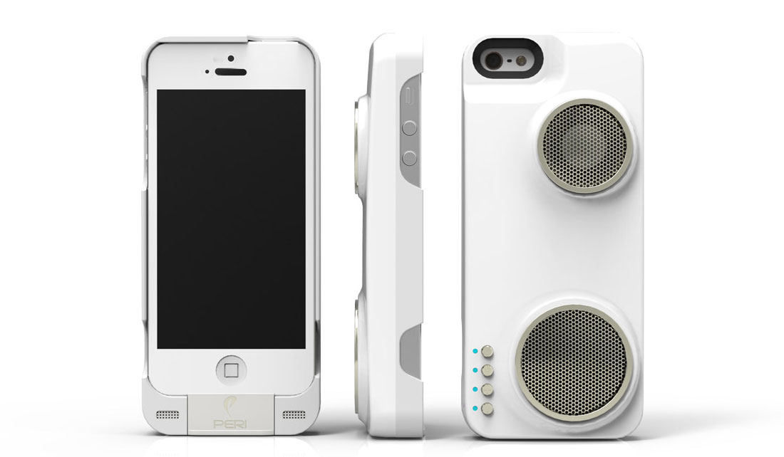 PERI DUO IPHONE CASE