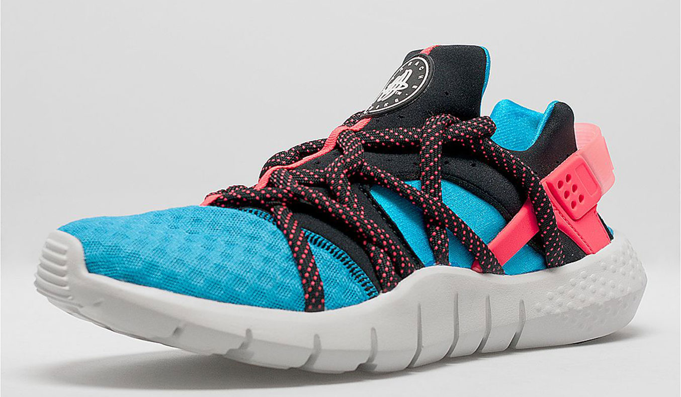 NIKE AIR HUARACHE NM - LAGOON BLUE