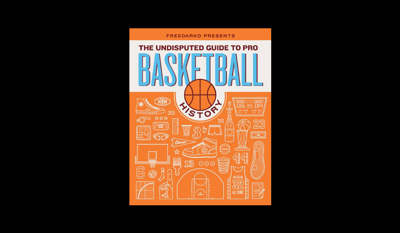 The Undisputed Guide To Pro Basketball History | #mutedbooks