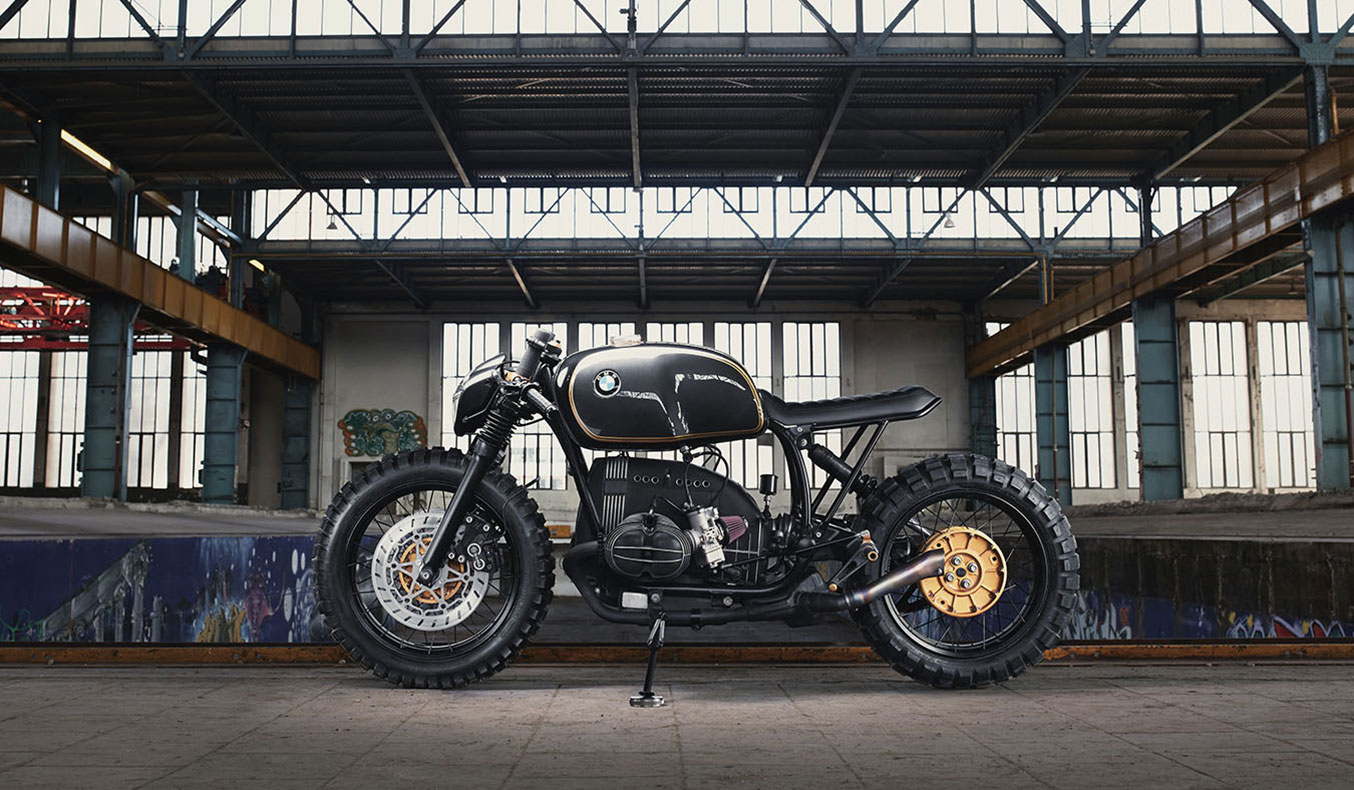 DIAMOND ATELIER DA#3 BMW R100R