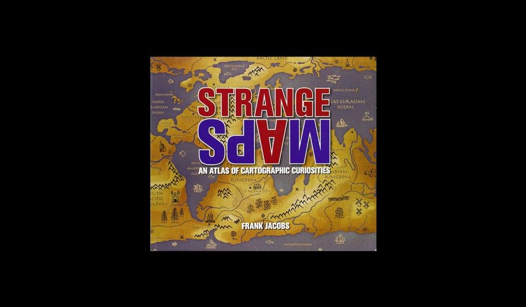 Strange Maps   #mutedbooks