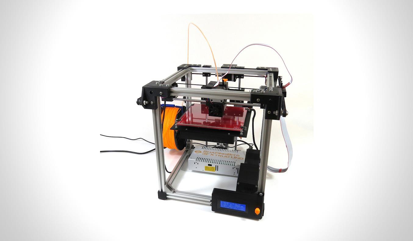 3FXTRUD HIGH RESOLUTION 3D PRINTERS