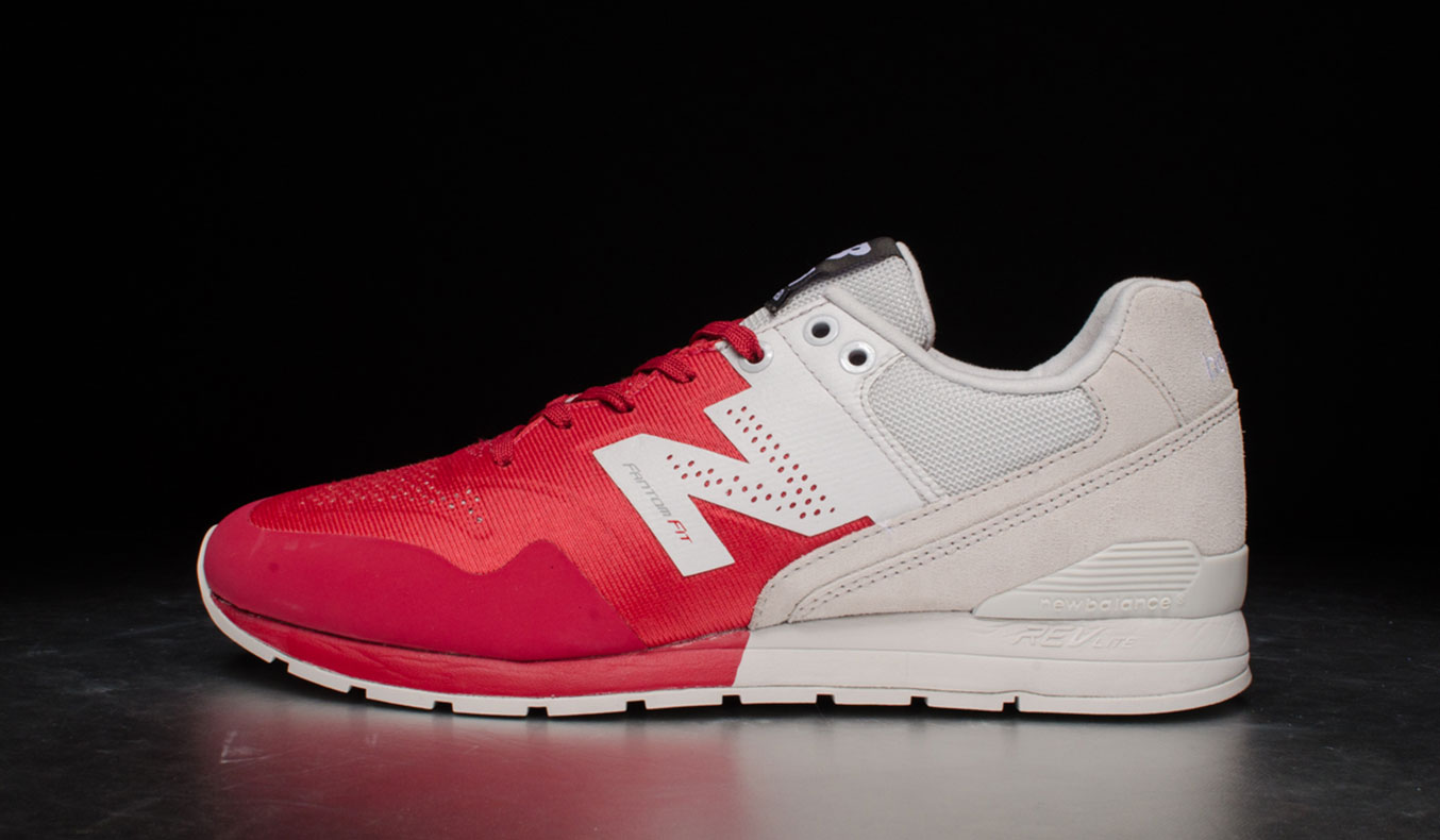 NEW BALANCE MRL 996 FH - ORANGE
