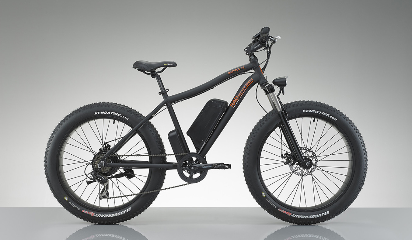 RADROVER ELECTRIC FAT BIKE