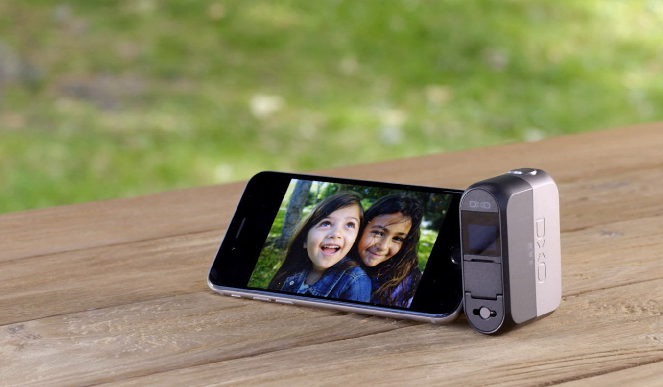 DXO ONE IPHONE DSLR-QUALITY CAMERA