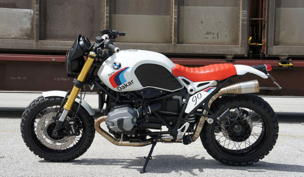 LUISMOTO PARIS-DAKAR BMW R NINET KIT