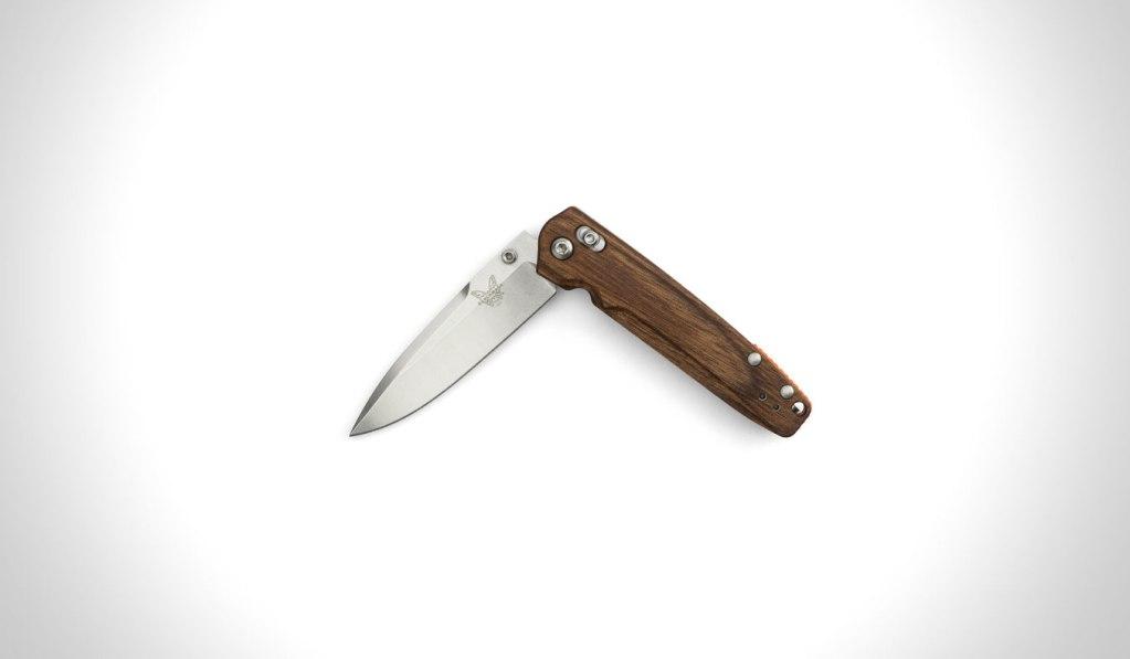 SHINOLA X BENCHMADE POCKET KNIFE