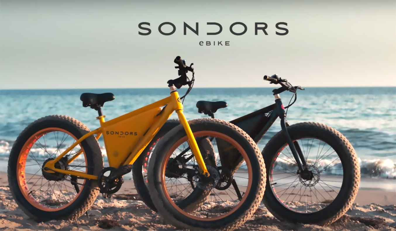 SONDORS EBIKE - THE CHEAPEST ELECTRIC BIKE EVER