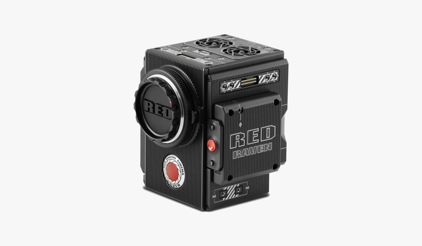 RED RAVEN - AN AFFORDABLE CINEMA-GRADE CAMERA