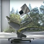 ALTWORK STATION FOR HIGH INTENSITY COMPUTER USERS