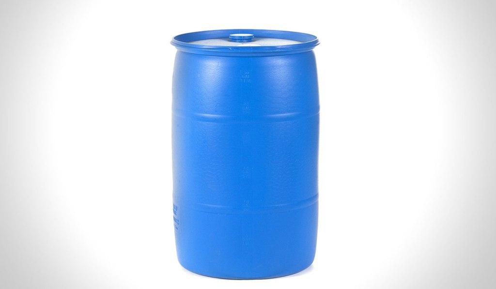15 Gallon Drum Best Survival Gear