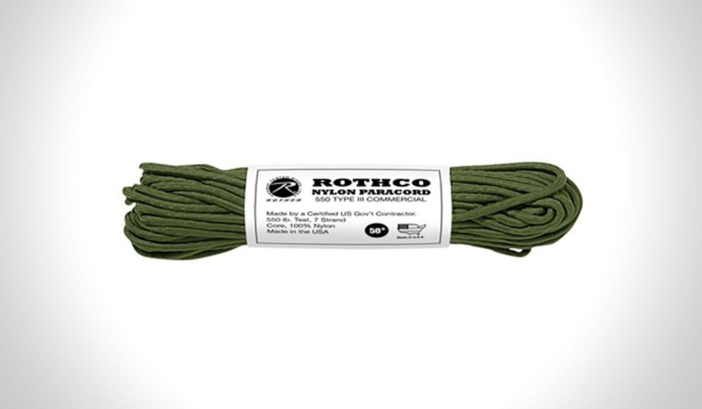 Paracord Best Survival Gear