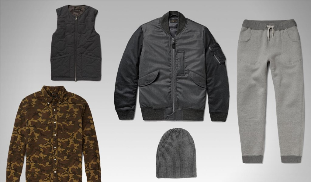 BEAMS PLUS FW15 COLLECTION