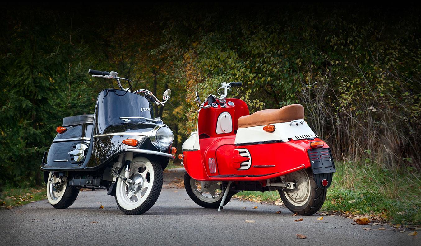 Cezeta 506 Electric Scooter