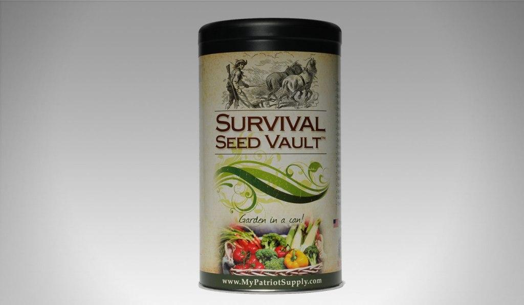 Seed Vault Best Survival Gear