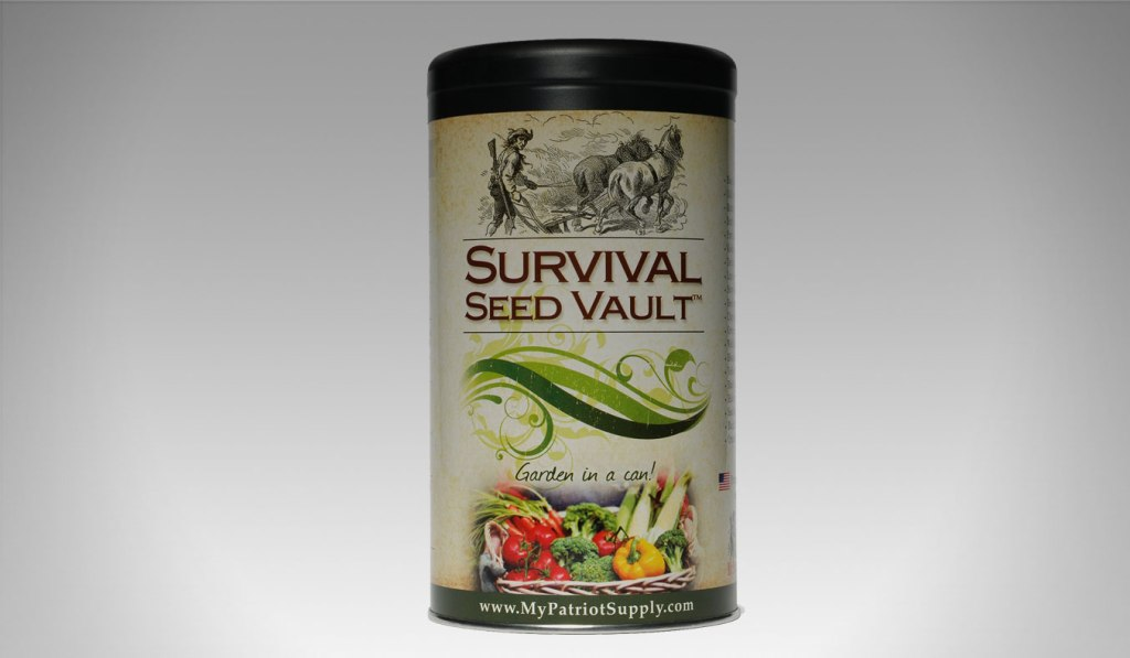 Seed Vault Best Survival Gear