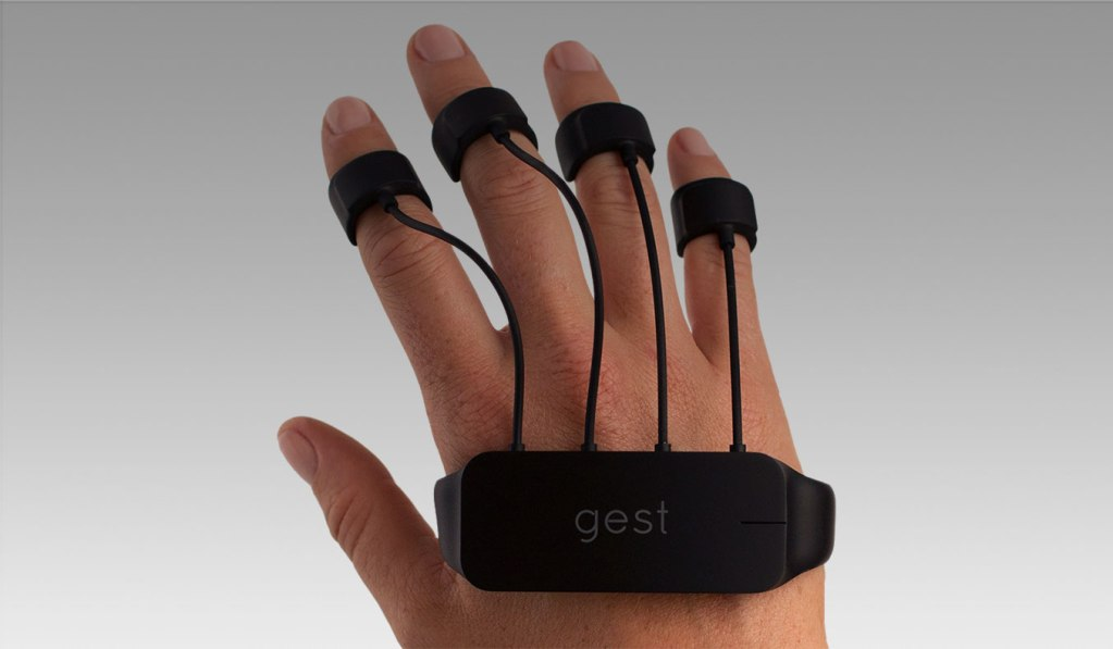 GEST MOTION CONTROL GLOVE