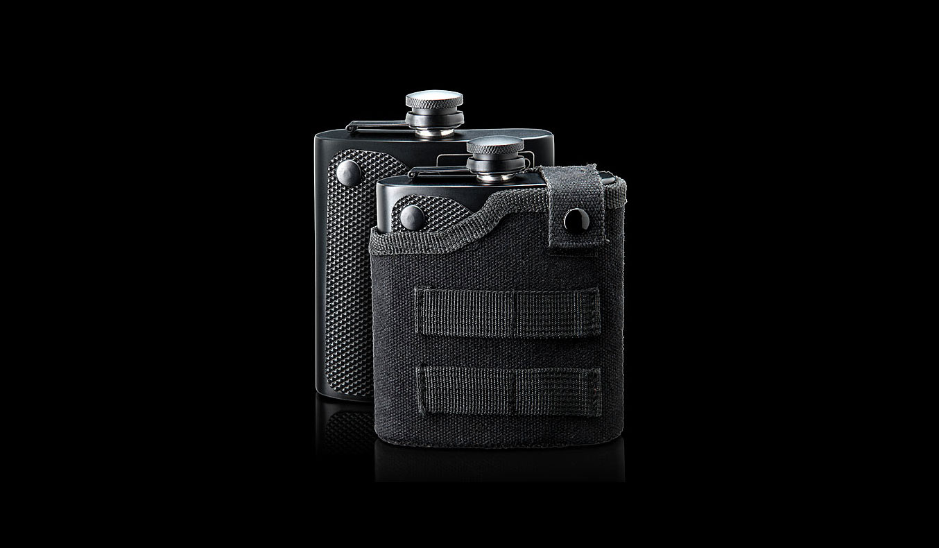 TGX TACTICAL FLASK