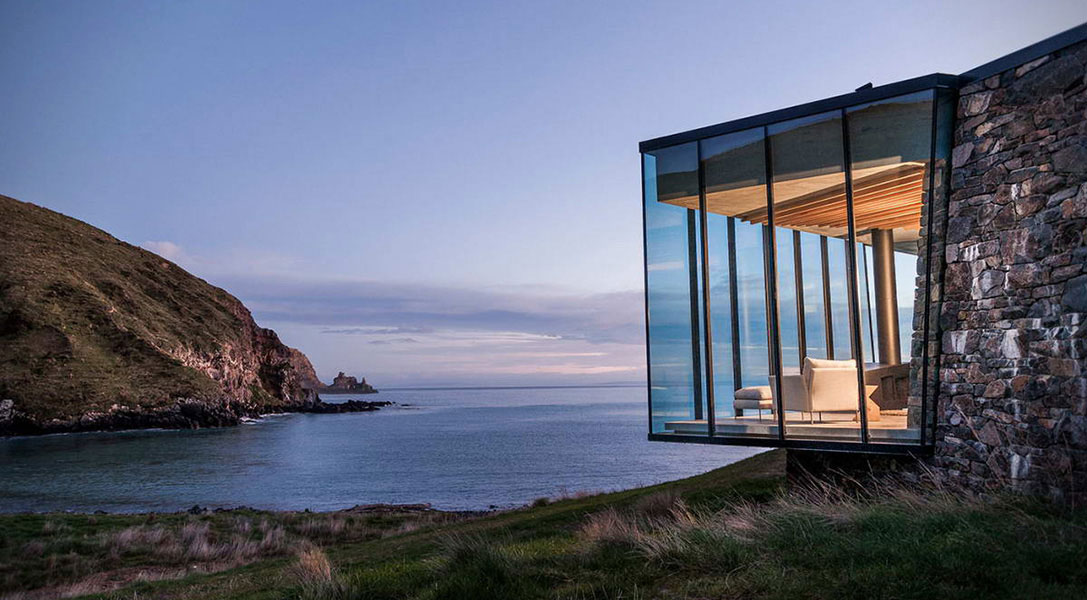 SEASCAPE RETREAT IN NEW ZEALAND