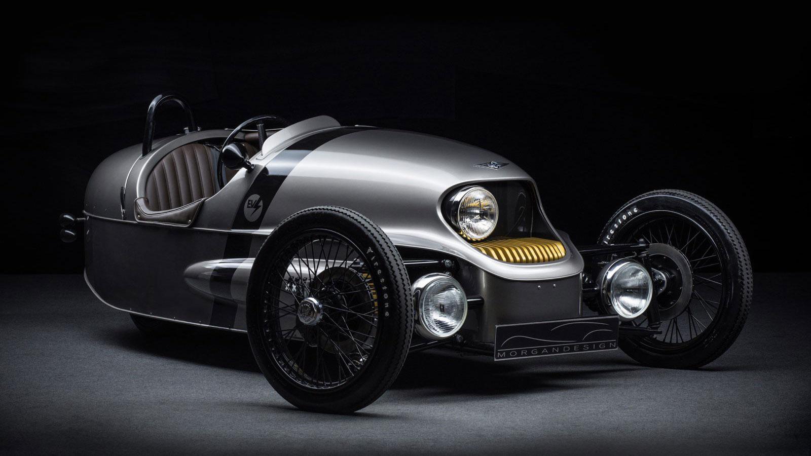 GENEVA AUTO SHOW: MORGAN EV3