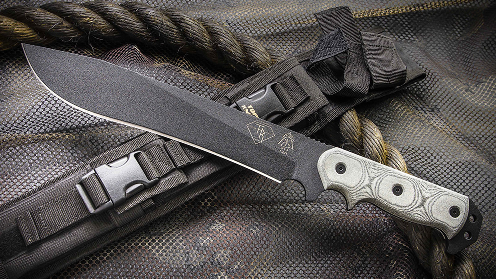 TOPS ARMAGEDDON KNIFE