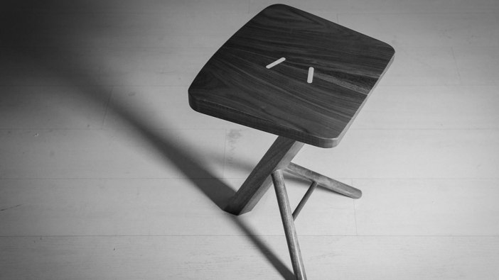 KYOTO STOOL BY THE TWIG CO.