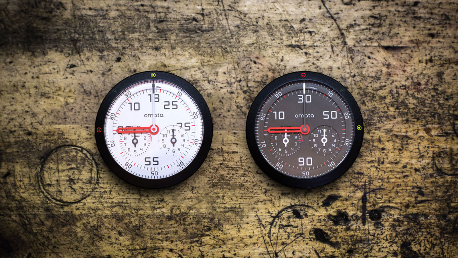 OMATA ONE BIKE SPEEDOMETER