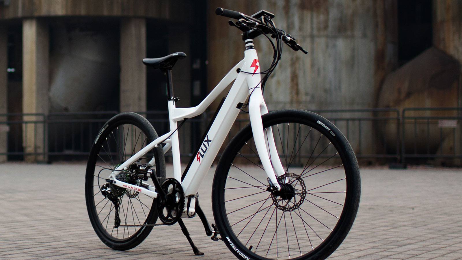 THE FLUX ELECTRIC BIKE