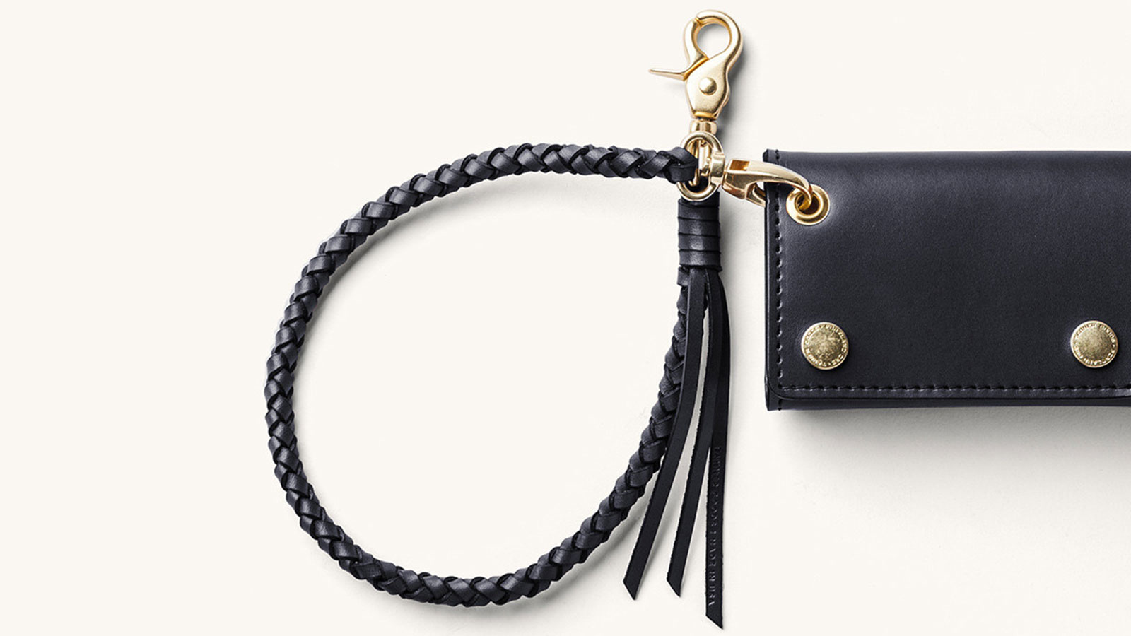 TANNER GOODS BRAIDED TETHER