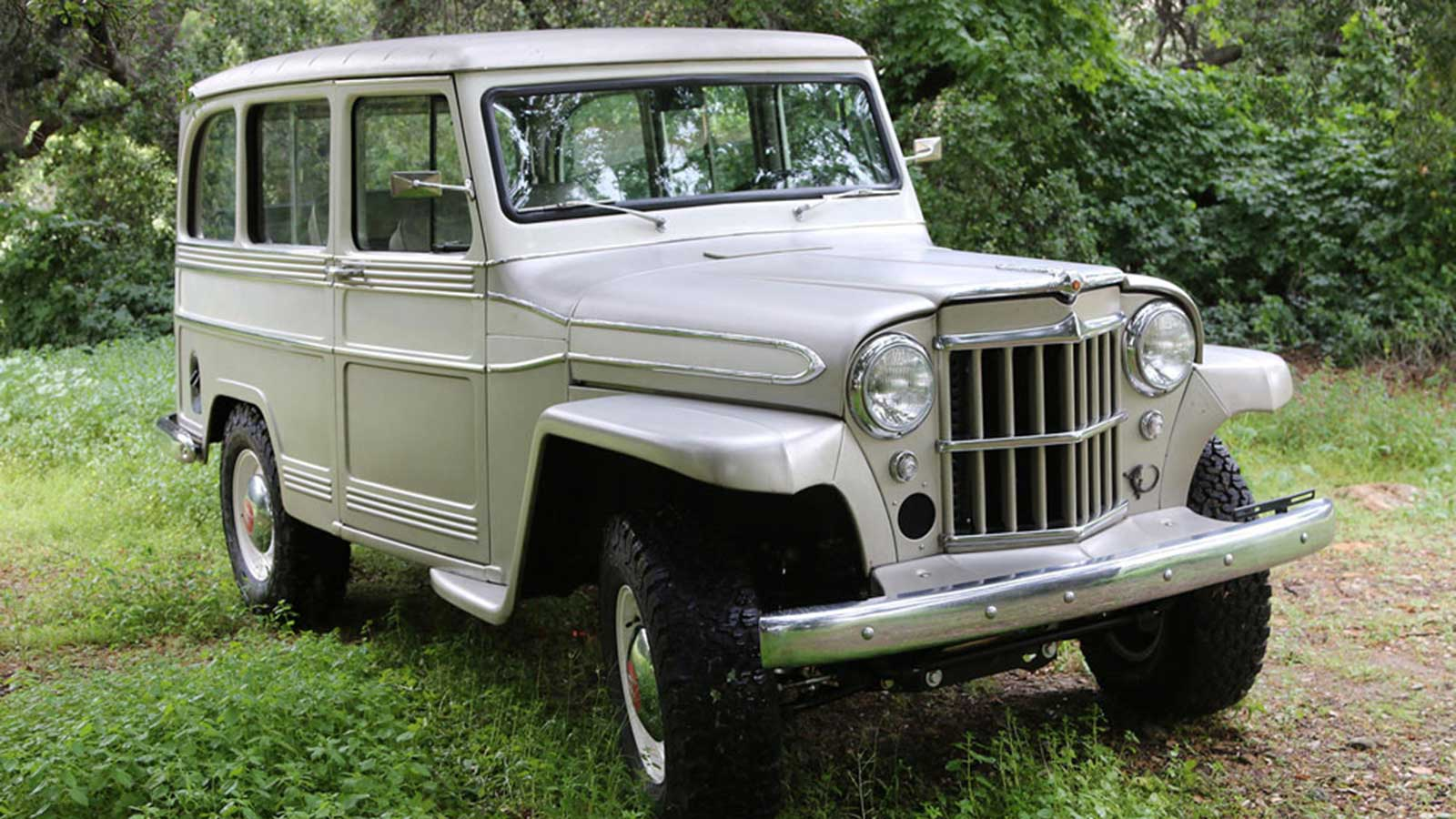 ICON DERELICT 1960 WILLYS OVERLAND WAGON