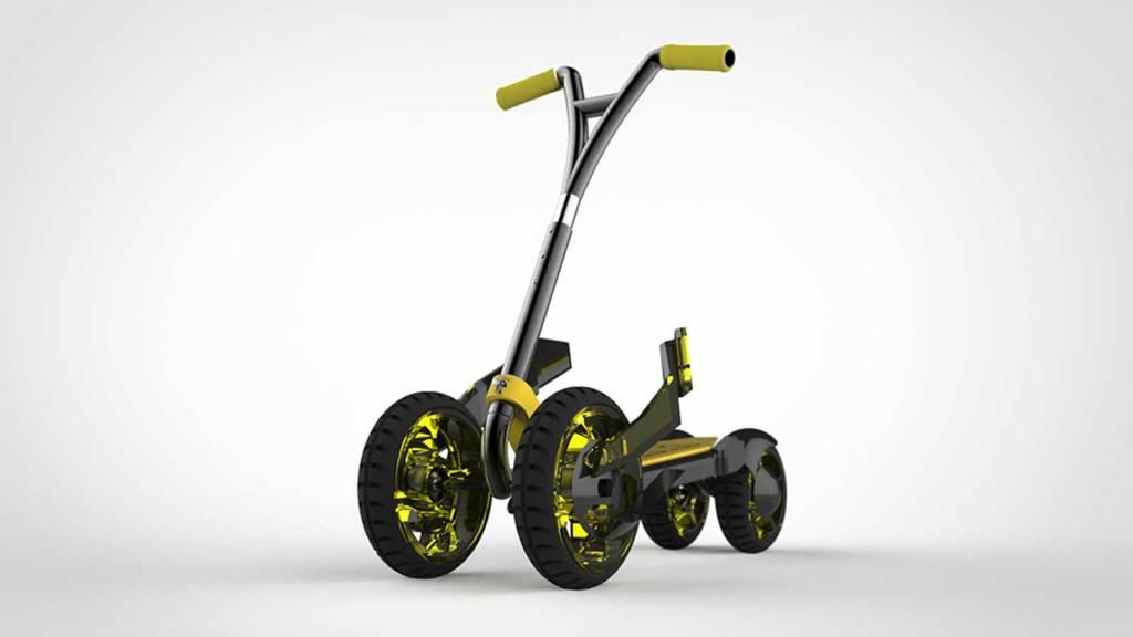 THE HORNET ATV SCOOTER