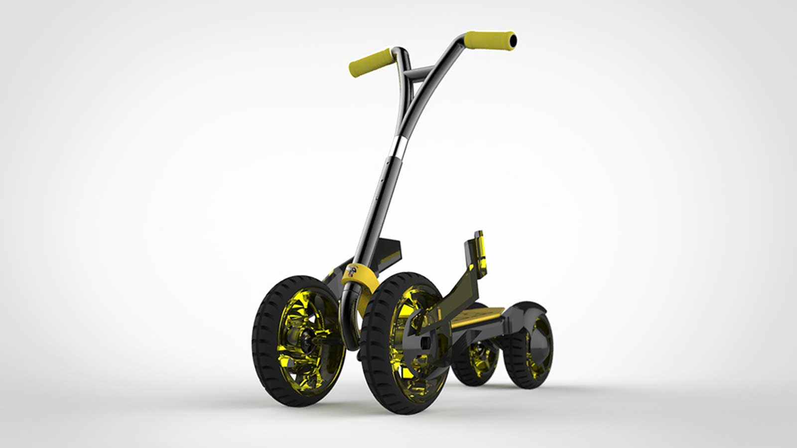 THE HORNET ATV SCOOTER