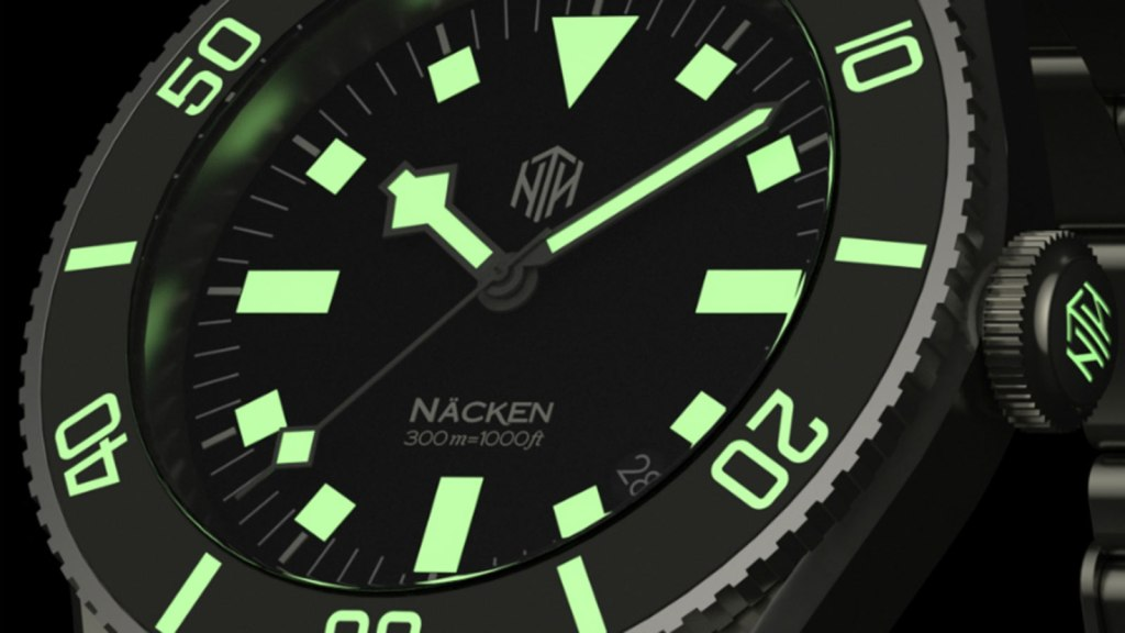 Affordable Men's Diver Watches