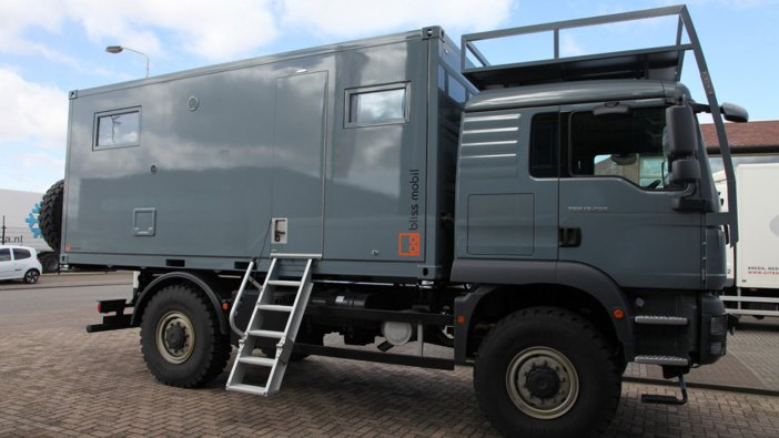 BLISS MOBILE EXPEDITION VEHICLE