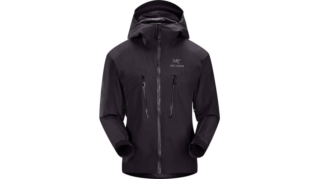 best mens ski jackets - arcteryx alpha
