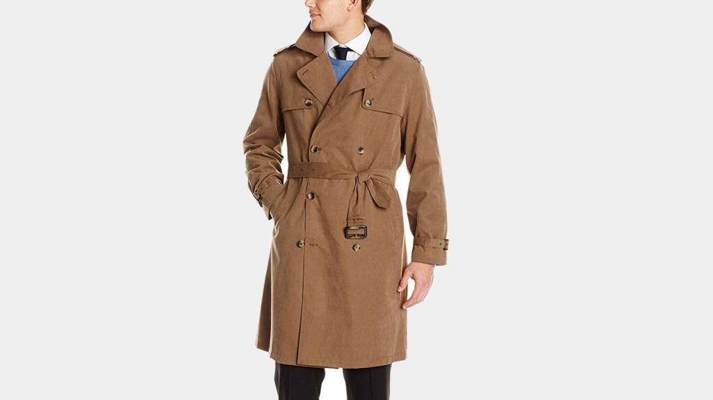 London Fog Best Mens Trench Coat