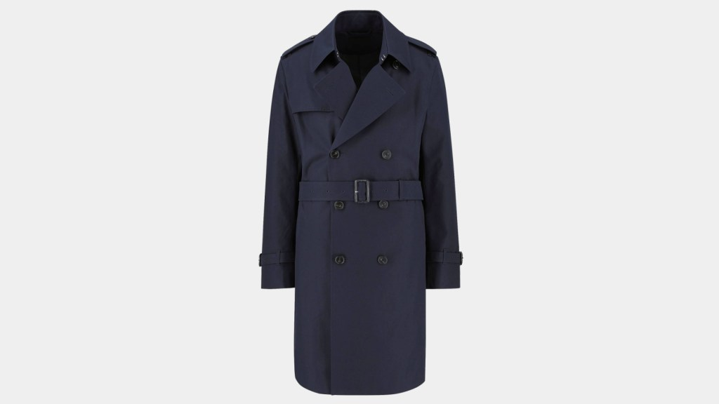 Men's Trench Coat: Men's Spring Fashion