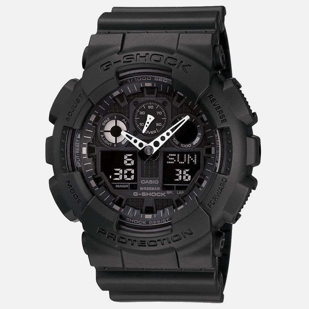G-Shock GA 100-1a1 Best Men's Watches Under $300