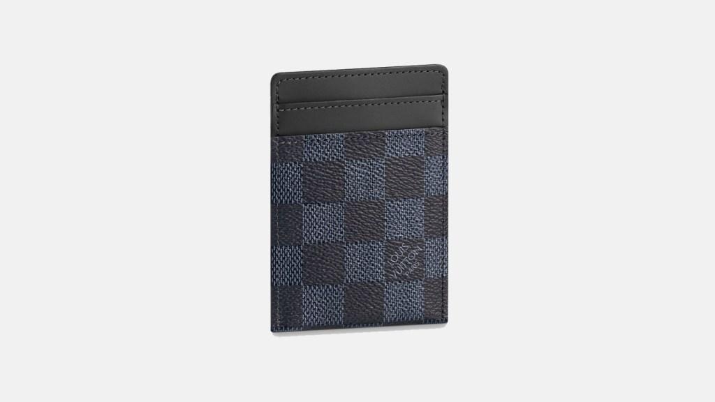 Luis Vuitton Best Men's Money Clip