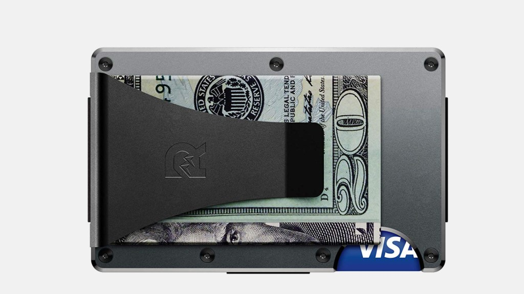 The Ridge Best Men's Money Clip