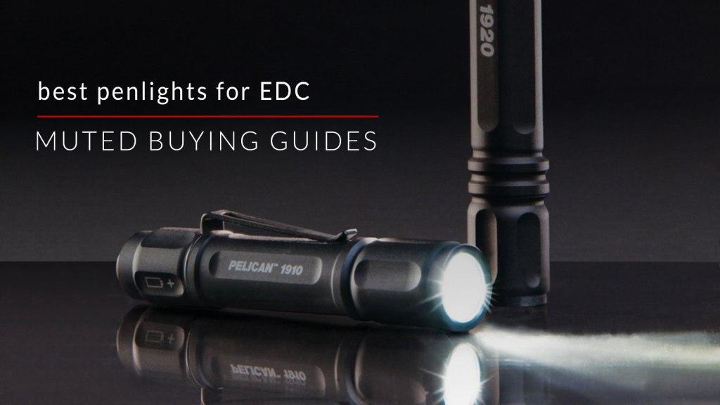 best penlights for edc
