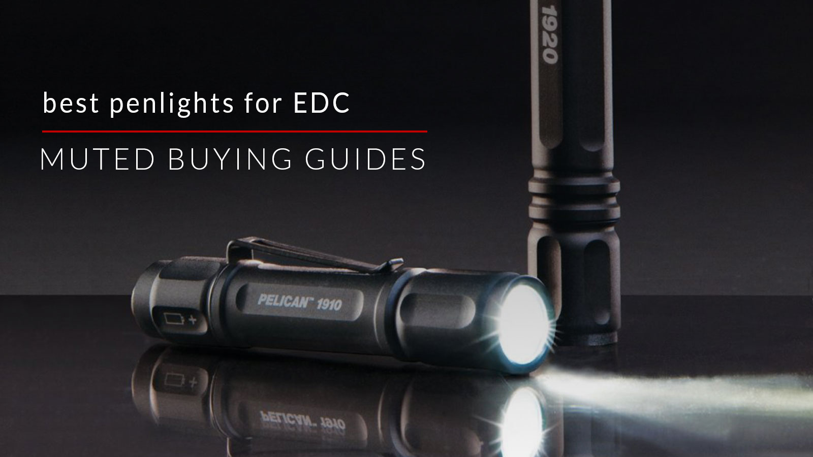 best penlights for edc