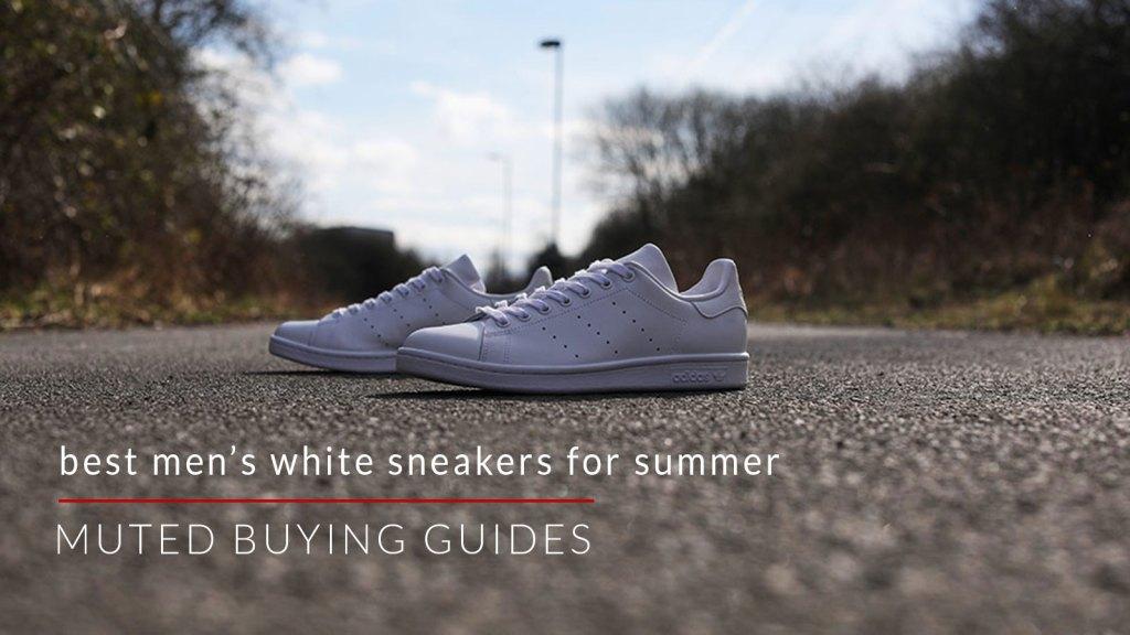 best mens white sneakers