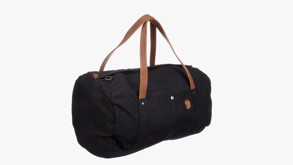 Fjallraven Best Gym Bag For Men