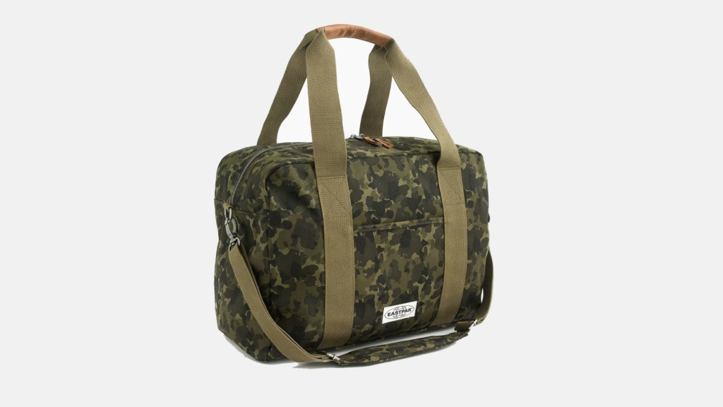 J. Crew  Best Gym Bag For Men